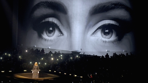 Adele Touring Doesnt Suit Me Particularly