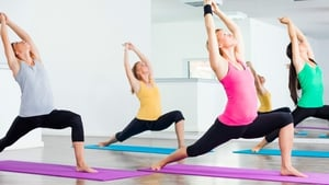 Yoga Pose of the Month: Warrior 1