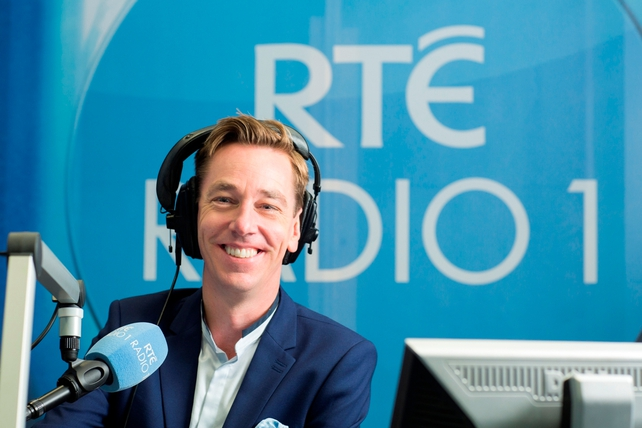 The Ryan Tubridy Show on RTÉ Radio 1