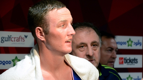 The IABA has clarified Michael O'Reilly movements prior to the Olympics