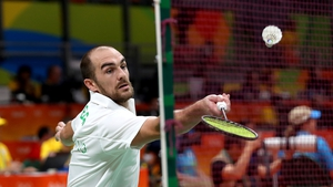 Scott Evans finished strongly in his opening match