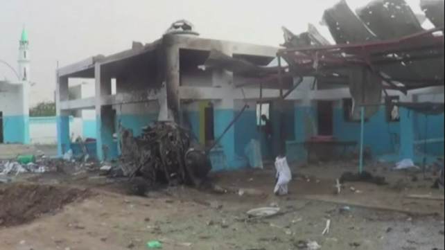Dead After Airstrikes Hit 'Doctors Without Borders' Hospital in Yemen