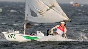 Murphy's medal race will now take place on Tuesday afternoon