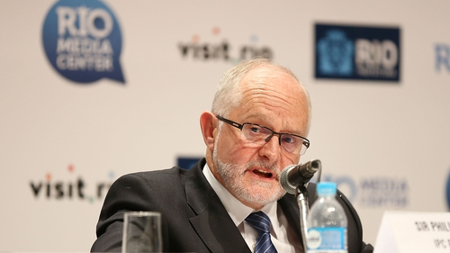 IPC President Philip Craven said rumours that the games would not go ahead were not true