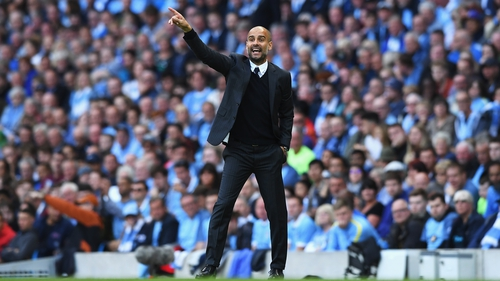 Pep Guardiola wants to see much more from Manchester City in Europe
