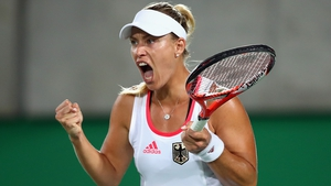 Angelique Kerber could become world number one if she wins the Western & Southern Open
