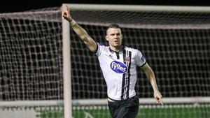 Ciaran Kilduff says Dundalk have taken a lot of confidence from their win over BATE Borisov