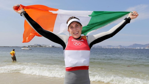 Annalise Murphy has won silver for Ireland at the Olympics