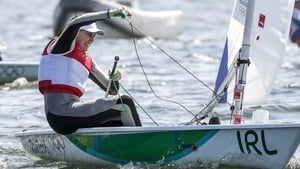 Annalise Murphy: '. It's amazing for Irish sailing.'