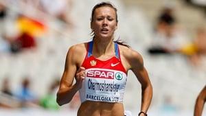 Yulia Chermoshanskaya's positive test sees Belgium now belatedly take gold