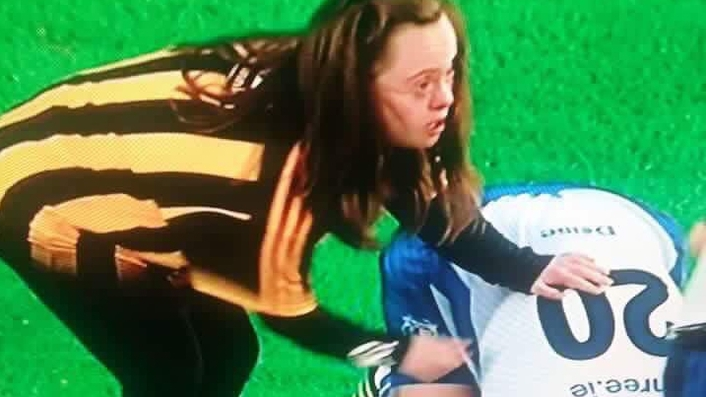 GAA supporter whose act of compassion went viral