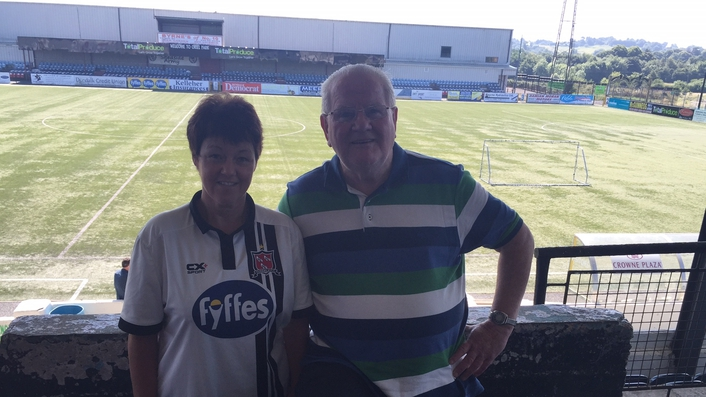 Dundalk on the brink of making football history