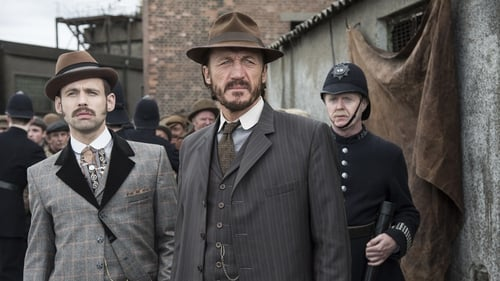 Jerome Flynn as Bennet Drake in Ripper Street - New series begins on BBC Two next Monday