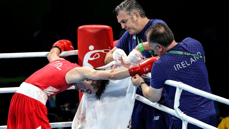 Egan Boxing Is Putting Its Olympic Status At Risk - Olympic boxing schedule