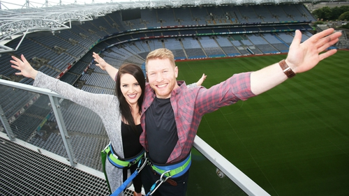 WIN passes for Skyline Tour & an overnight stay at Croke Park!