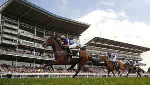 Idaho eases to win at York in Great Voltigeur Stakes
