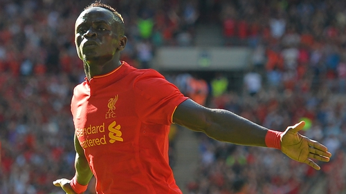 Sadio Mane wants to see Liverpool string a series of victories together