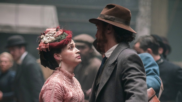 Drake and Rose's relationship has been one of the highlights of Ripper Street