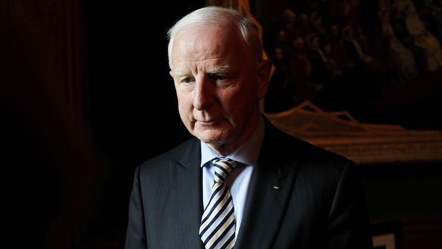 Family 'gravely concerned' over Hickey detention