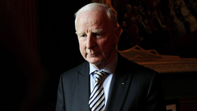 Pat Hickey was arrested in Rio on 18 August