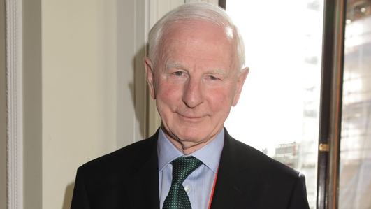 Pat Hickey remains in a Rio hospital following his arrest
