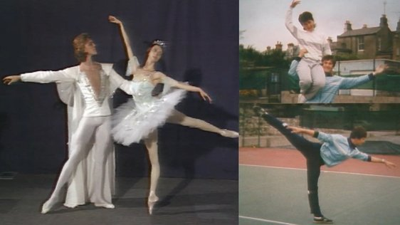 Bolshoi Ballet at St Mary's Tennis Club (1986)
