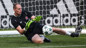 Gary Rogers will be back with Dundalk next season