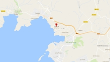The shooting took place in Costa de la Calma (pic: Google maps)