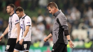 Stephen Kenny believes a poor refereeing decision cost his side dearly