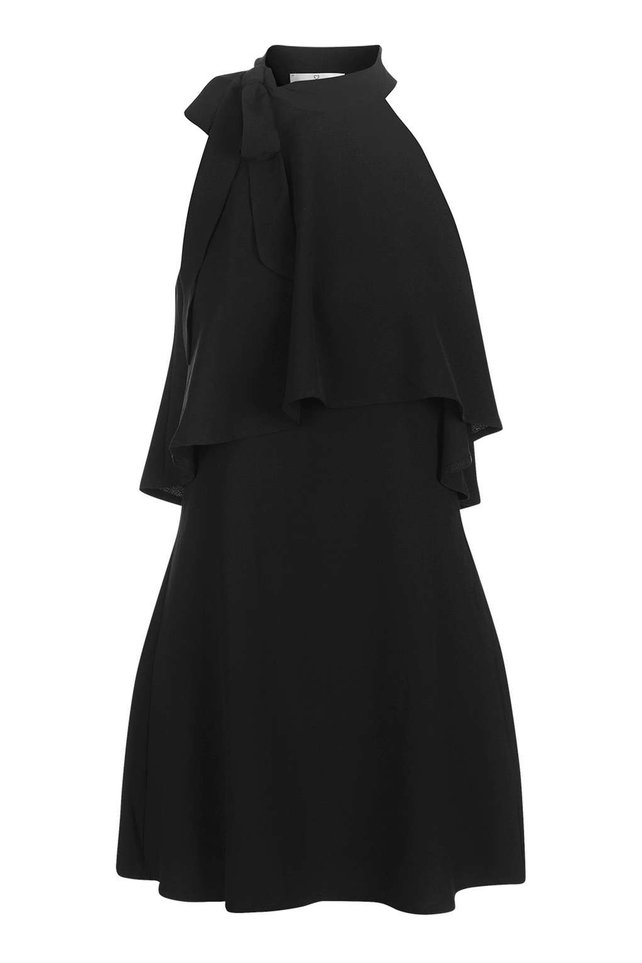 This TopShop Halter Neck Dress has gorgeous frill details thats perfect for date night for €57