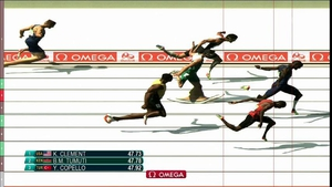 This is how close Thomas Barr came to an Olympic medal