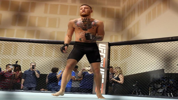 Nate Diaz explains UFC 202 press conference melee with Conor McGregor