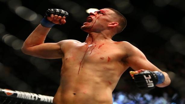 Nate Diaz explains UFC 202 press conference melee with Conor McGregor