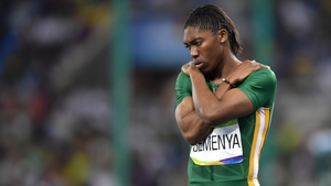 Semenya is the hot favourite for 800m gold
