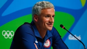 Ryan Lochte first told robbery story to his mother