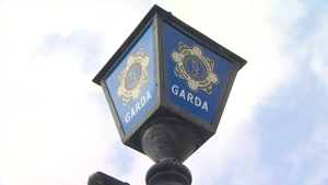 A number of garda units responded and the car was pursued through the city until it went out of control and crashed