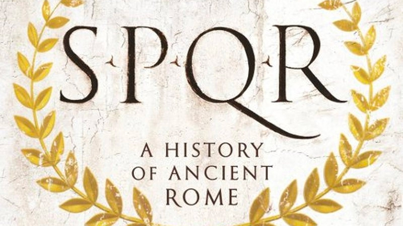 Image result for spqr mary beard