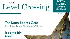 Vibrant new poetry and prose from Ireland and abroad in The Level Crossing.