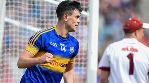 Michael Quinlivan's absence will no doubt leave a big hole in Tipp's attacking options