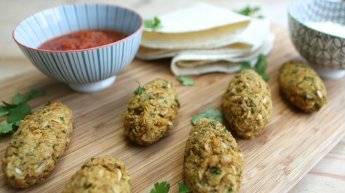 Siobhan Berry's Baked Falafels
