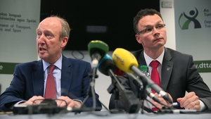 Ministers Shane Ross and Patrick O'Donovan made the announcement this afternoon