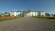 A review of security at Áras an Uachtaráin is being carried out