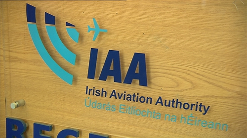 The IAA's figures show that Dublin airport recorded 2,067 flights in April, an 89.8%% decrease on the same time last year