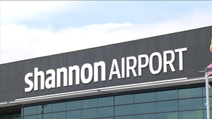 The flight landed shortly after 7.30am at Shannon Airport