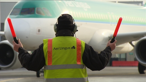 Technical issue saw plane grounded affecting Aer Lingus travellers to US from Dublin