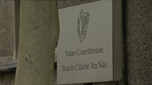 The inquest opened at Naas Courthouse today