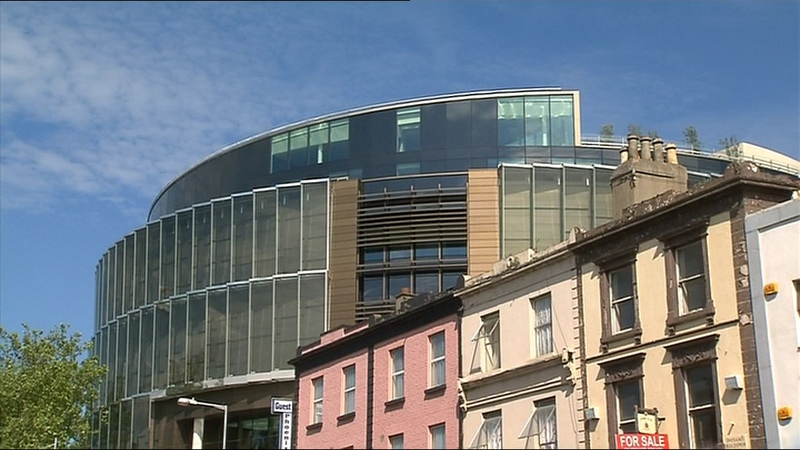 The man was brought before Dublin District Court this morning