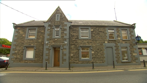 The pair are being held at Bailieboro Garda Station