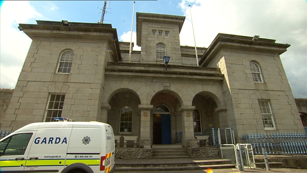 A man in his 30s is being questioned at Dundalk Garda Station