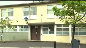 A man in his 30s has been arrested and taken to Crumlin Garda Station